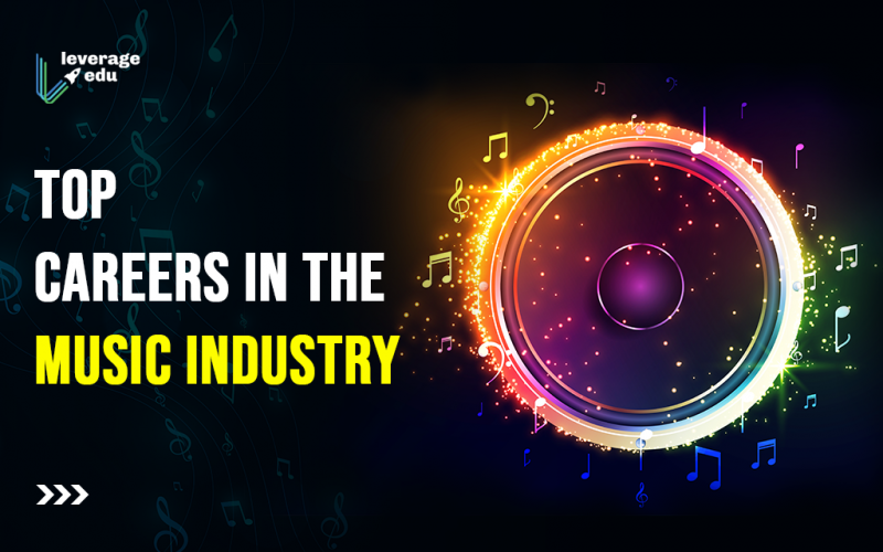 Top Careers in the Music Industry