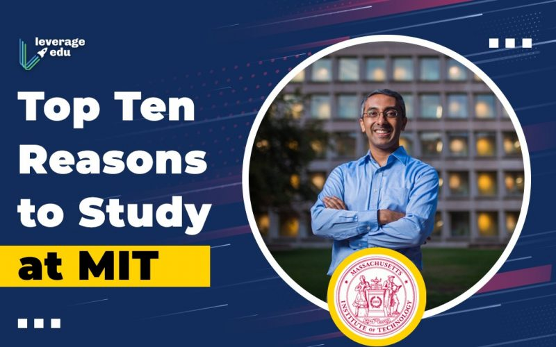 Top Ten Reasons to Study at MIT (1)