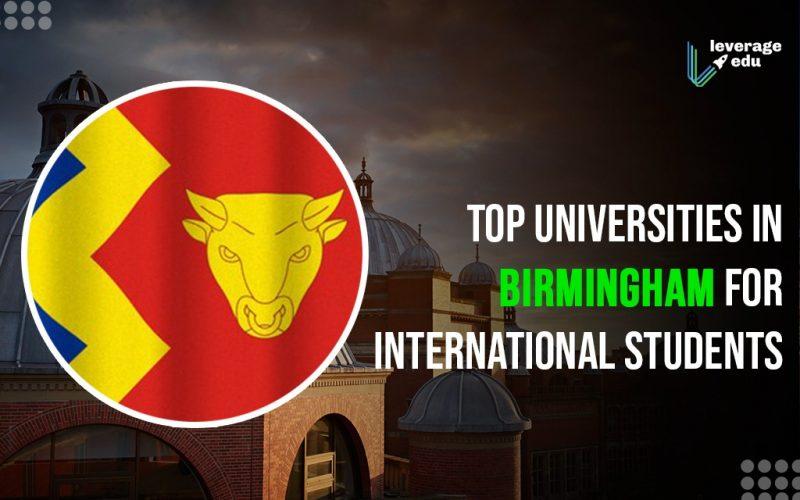 Top Universities in Birmingham for International Students