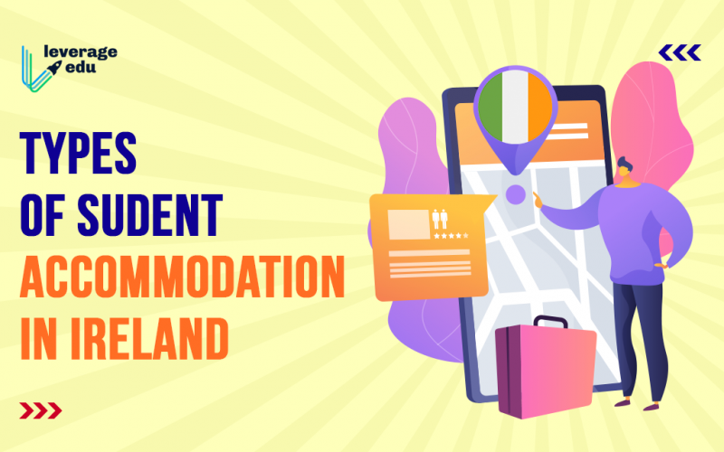 Types of Student Accommodation in Ireland
