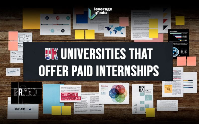 UK Universities that offer Paid Internships