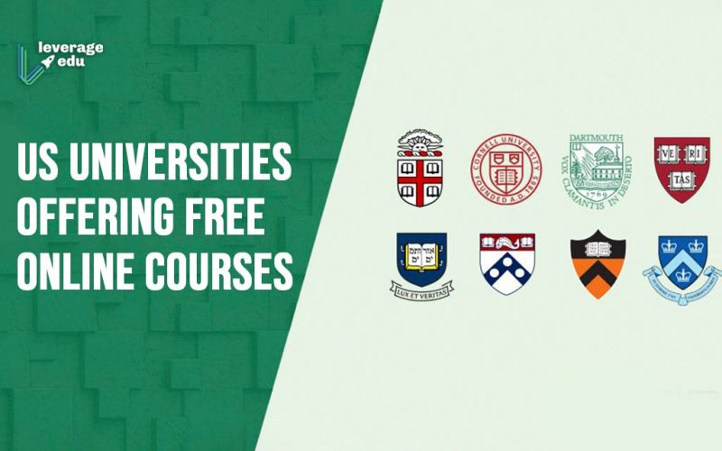 US Universities Offering Free Online Courses