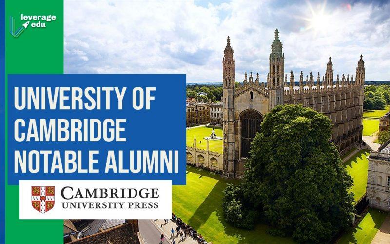 University of Cambridge Notable Alumni