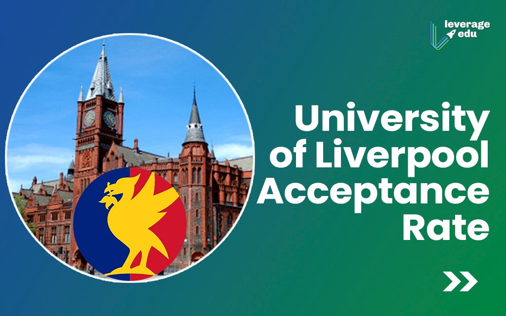 University of Liverpool Acceptance Rate
