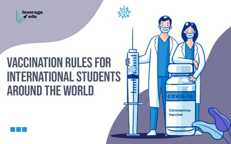 Vaccination Rules for International Students Around the World