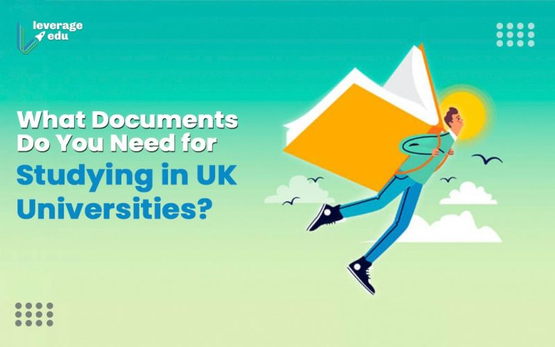 Documents Required for Applying to UK Universities