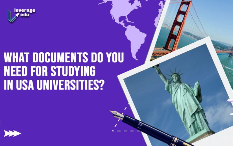 What Documents Do You Need for Studying in USA Universities