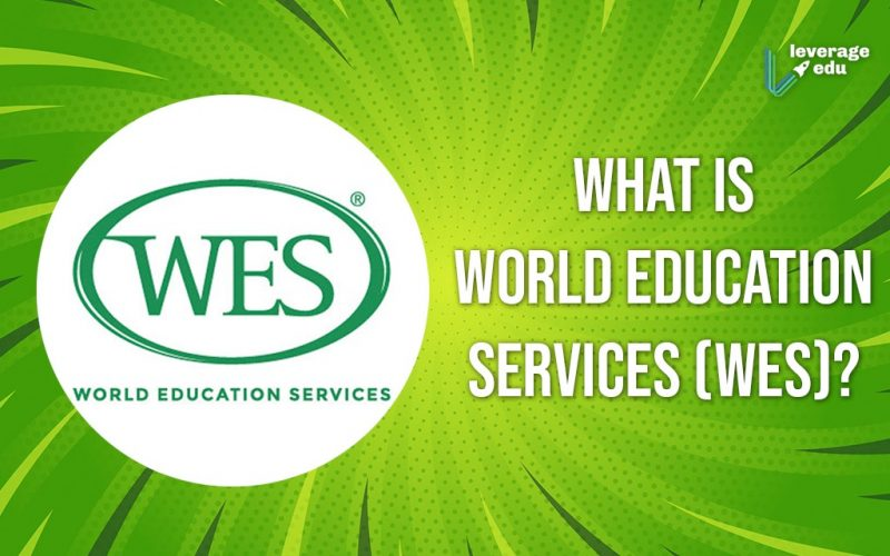 What is World Education Services (WES)