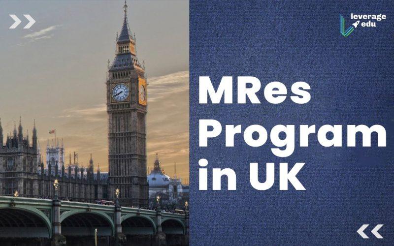 MRes in UK