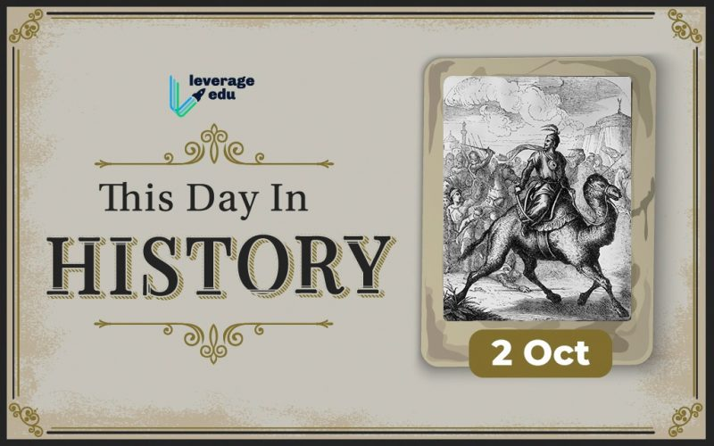 This Day in History- October 2