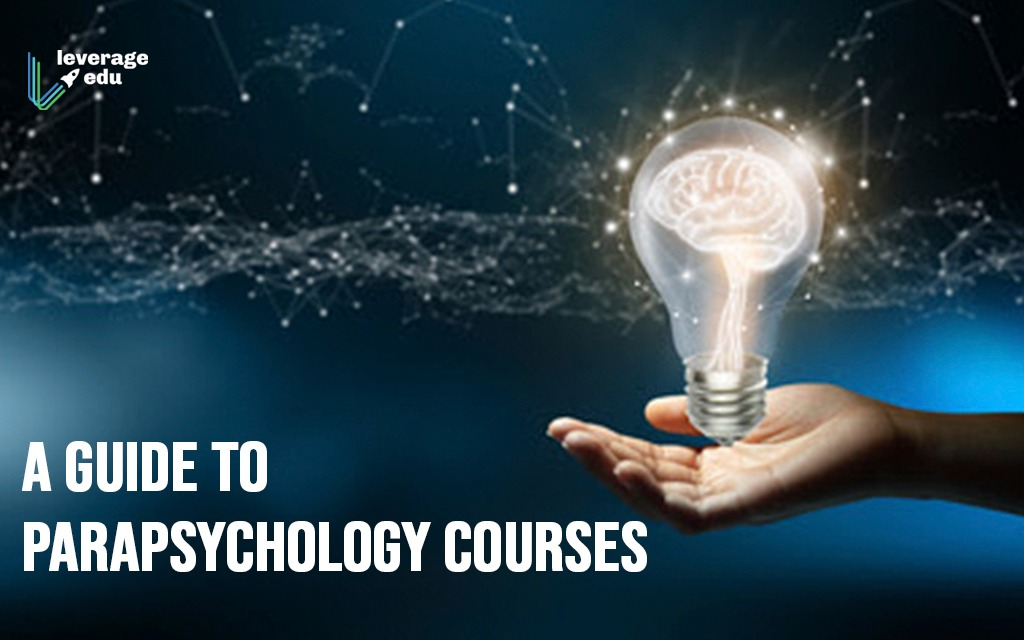 A Guide to Parapsychology Courses