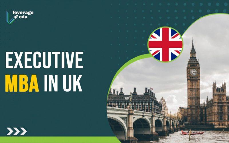 Executive MBA in UK