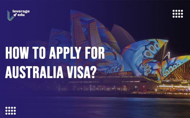 How to Apply for Australia Visa