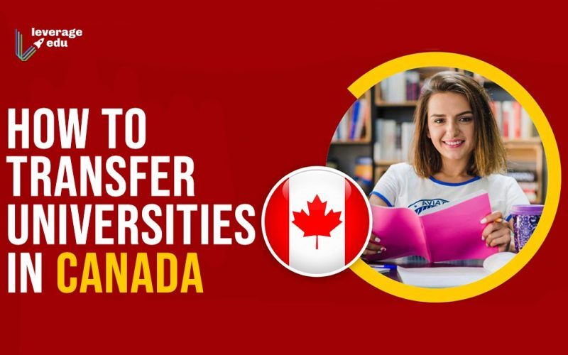 How to Transfer Universities in Canada
