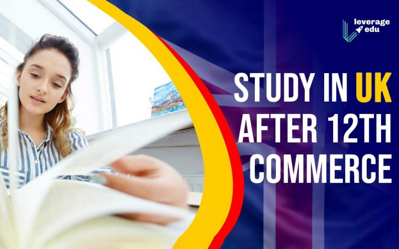 Study in UK After 12th Commerce