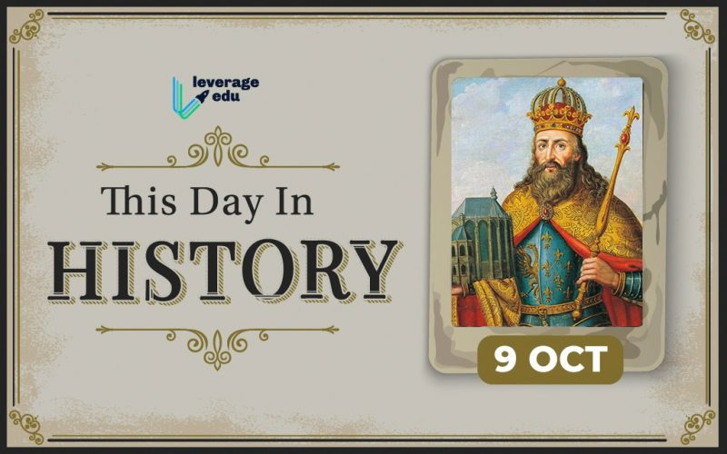 This Day in History- October 9