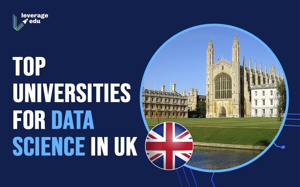 Best Universities for Data Science in UK