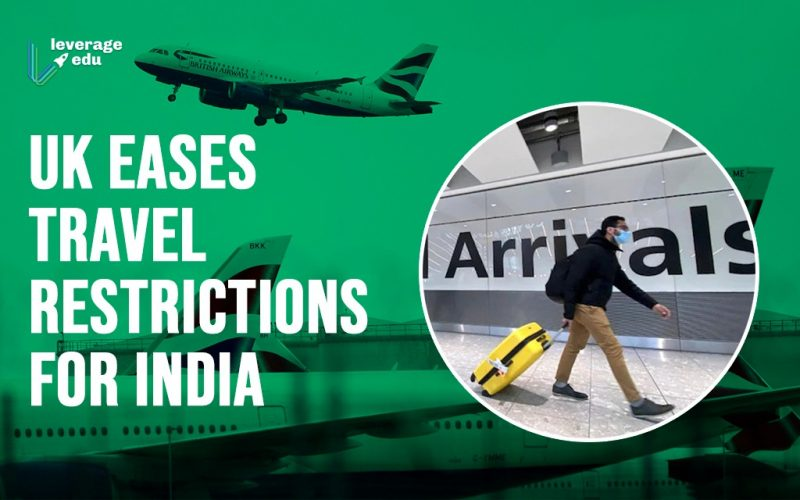 UK Eases Travel Restrictions for India