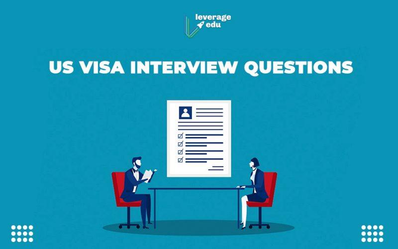 US Visa Interview Questions