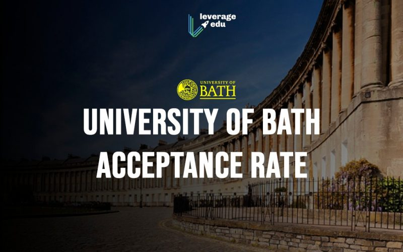University of bath acceptance rate