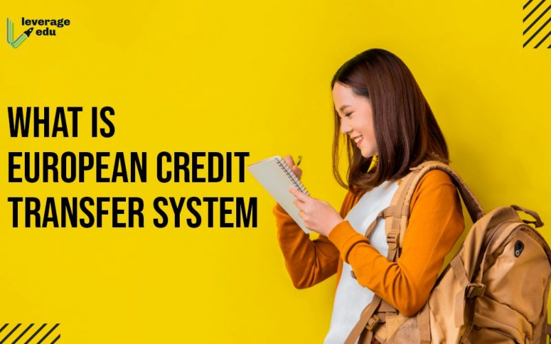 What is European Credit Transfer System (1)