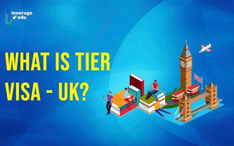What is Tier Visa - UK