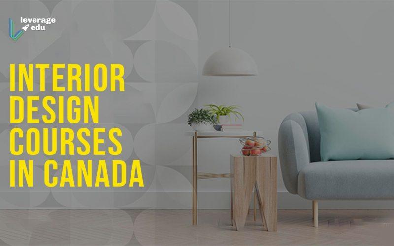 Interior Design Courses in Canada