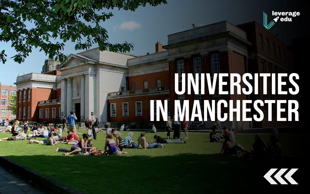 Top Universities in Manchester