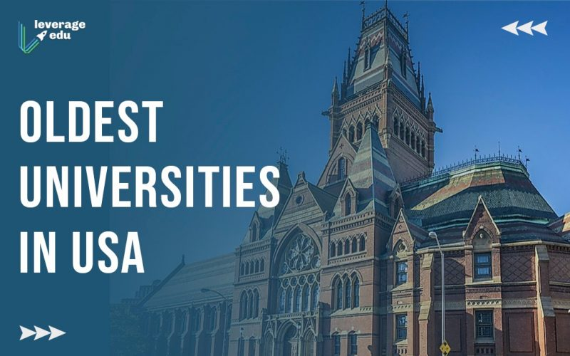 Oldest Universities in USA