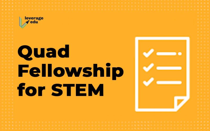 Quad Fellowship for STEM