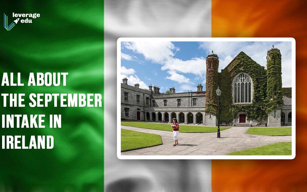 September Intake in Ireland