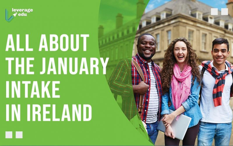 January Intake in Ireland