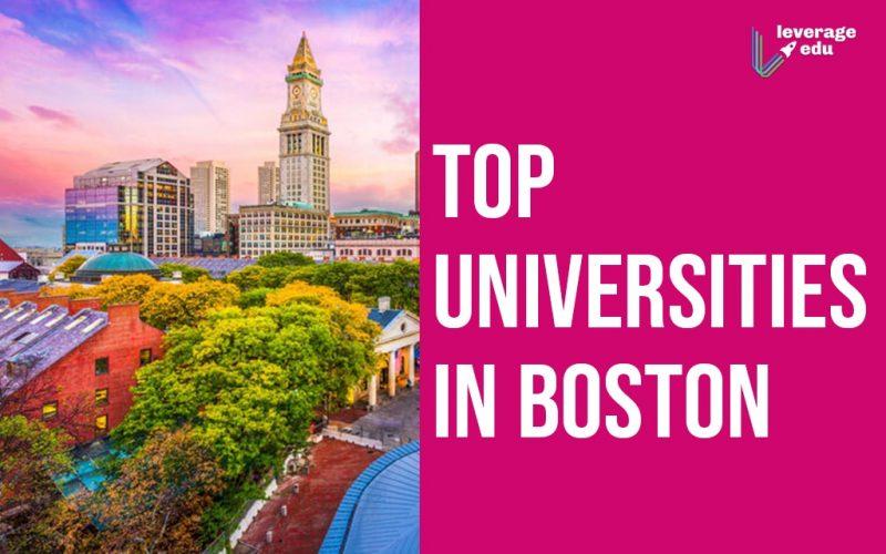 Universities in Boston