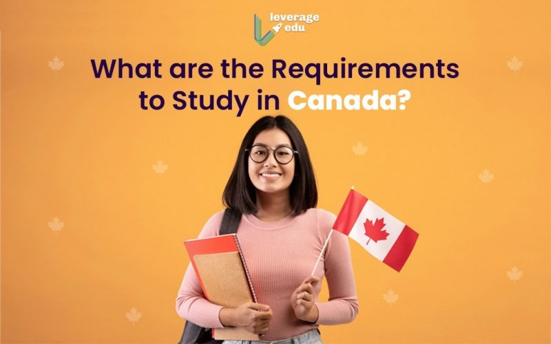 What are the Requirements to Study in Canada?