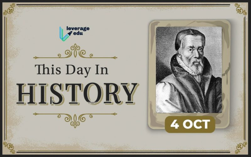 This Day in History – October 4