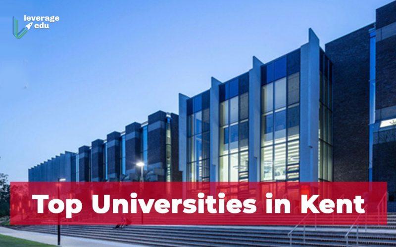 Universities in Kent