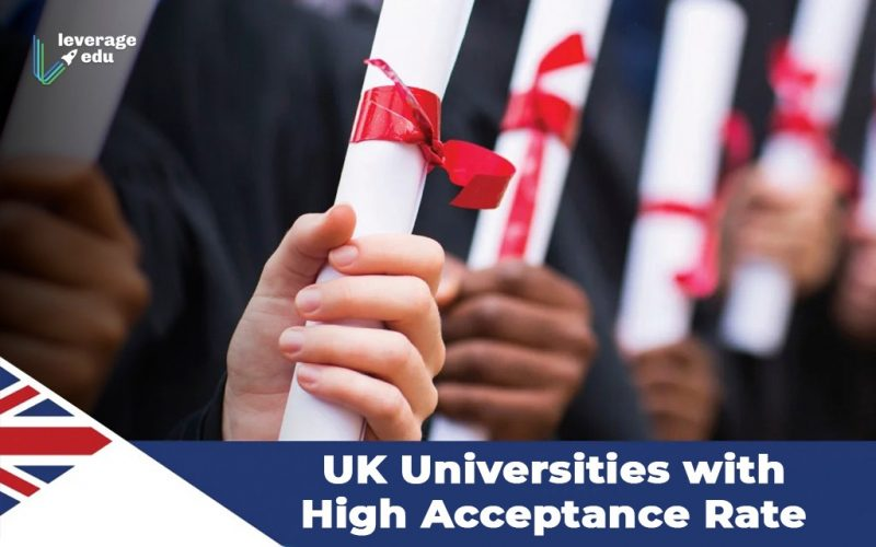 UK Universities with High Acceptance Rate