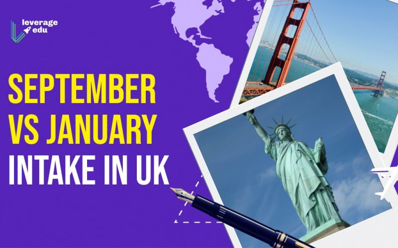 Difference Between September and January Intake in UK