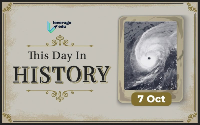 This Day in History- october 7