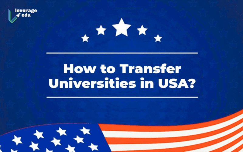 How to Transfer Universities in USA?